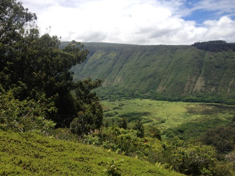 Waipio Valley Kailua Kona Hawaii
