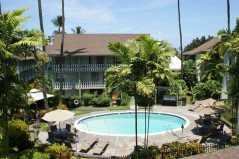 Islander Inn pool