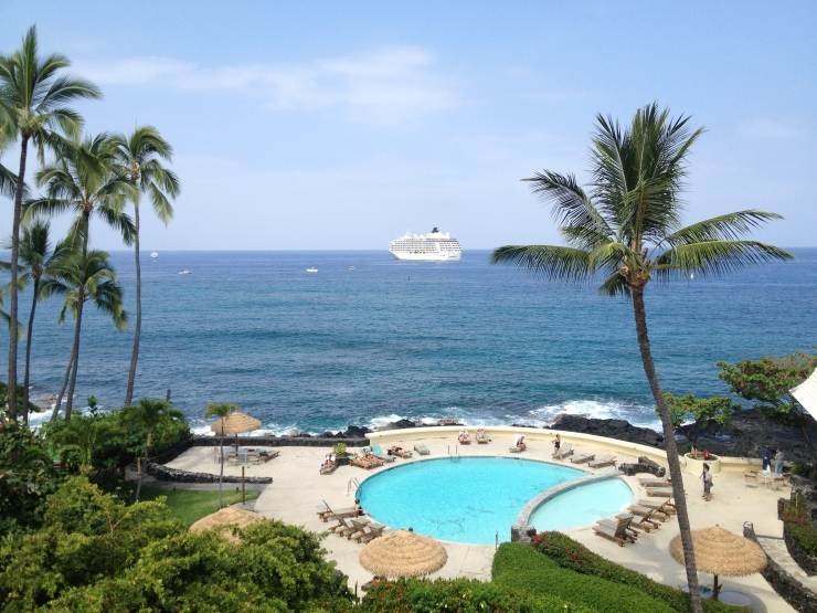 Royal Kona Resort Swimming pool