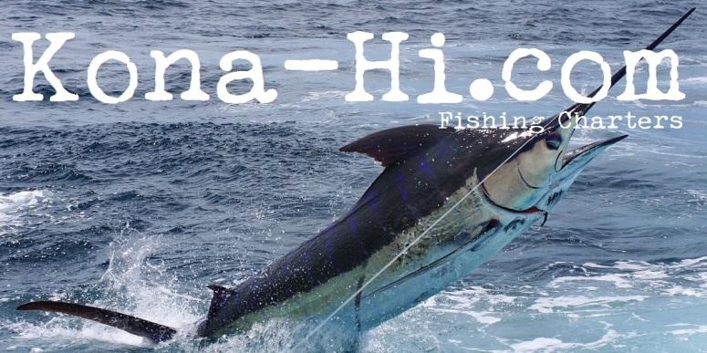 Greatest fishing charters in Kailua Kona Hawaii