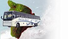 Hawaii's premier Tour Bus Services customizable