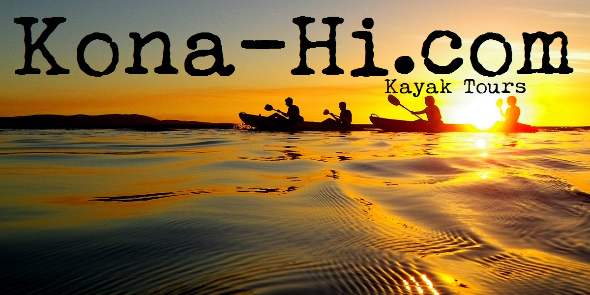 Kayaking Tour and rental companies in Kailua Kona Hawaii