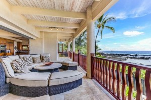 Real estate Oceanfront Kailua Kona Hawaii