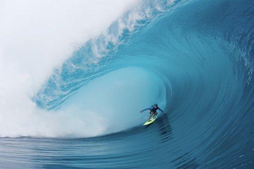 Big waves North shore