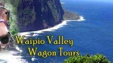 Waipio Valley Wagon Tours the original Hawaii Wagon trip