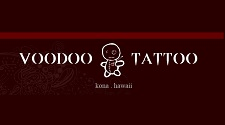 Kona Hawaii Voodoo Tattoo