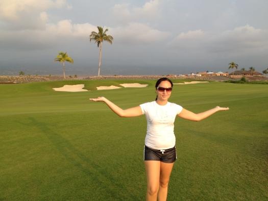 Kona Hawaii Golf Course