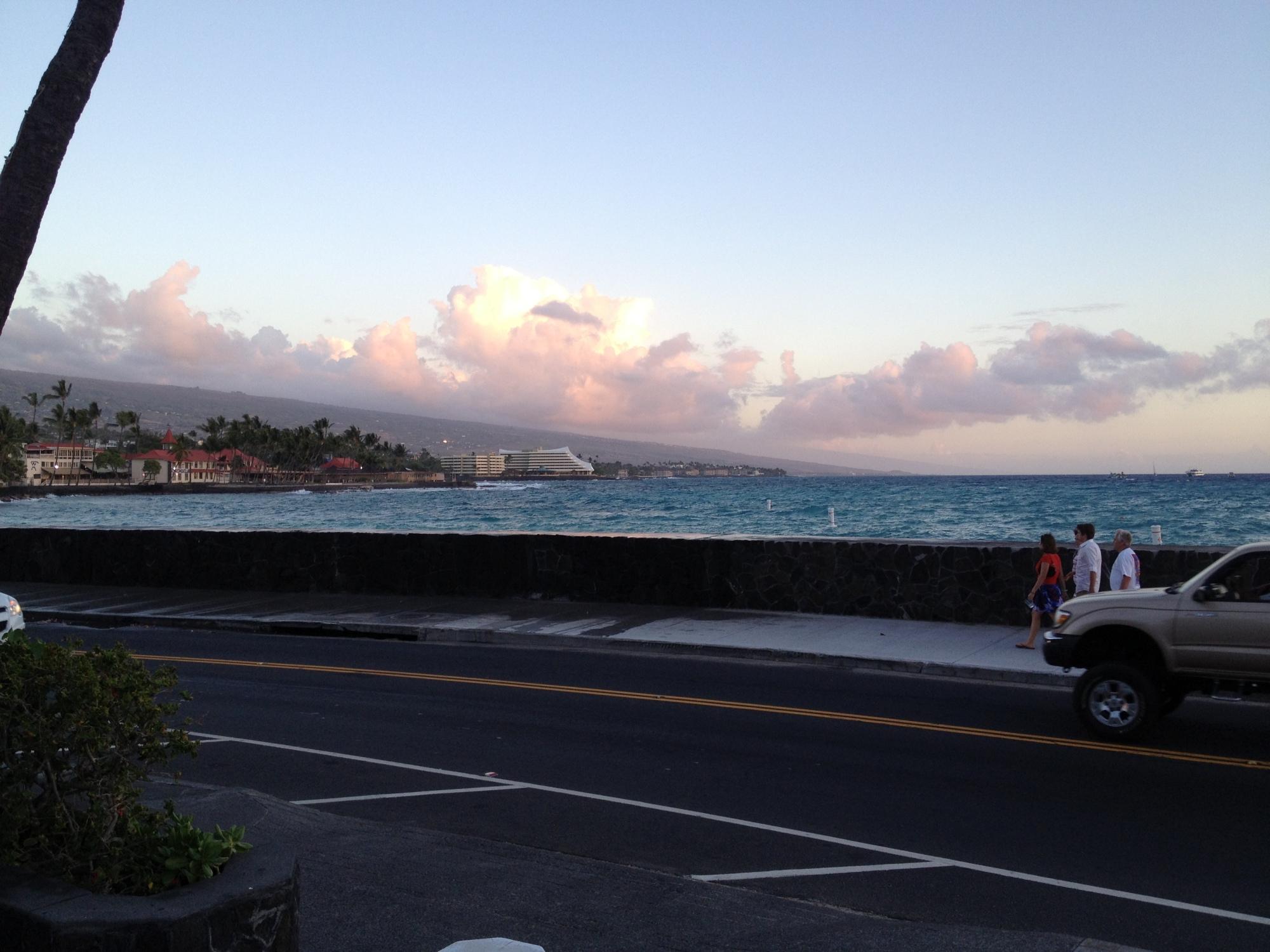 Kona Hawaii, Kailua Bay