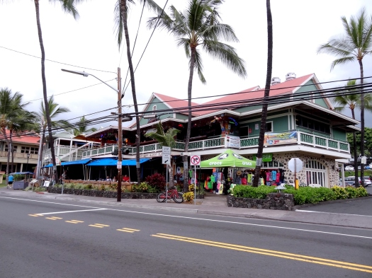 Stores on Alii Drive