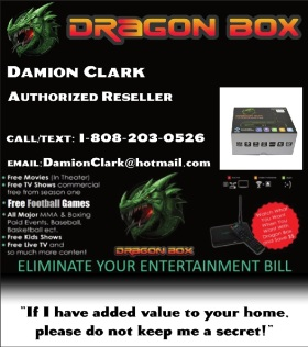 Dragon boxes for sale in Hawaii Ad