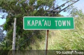 Kapa'au, Hawaii