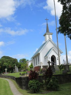 St Augustine's in Kapa'au, Hawaii