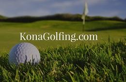 Golf in Kona