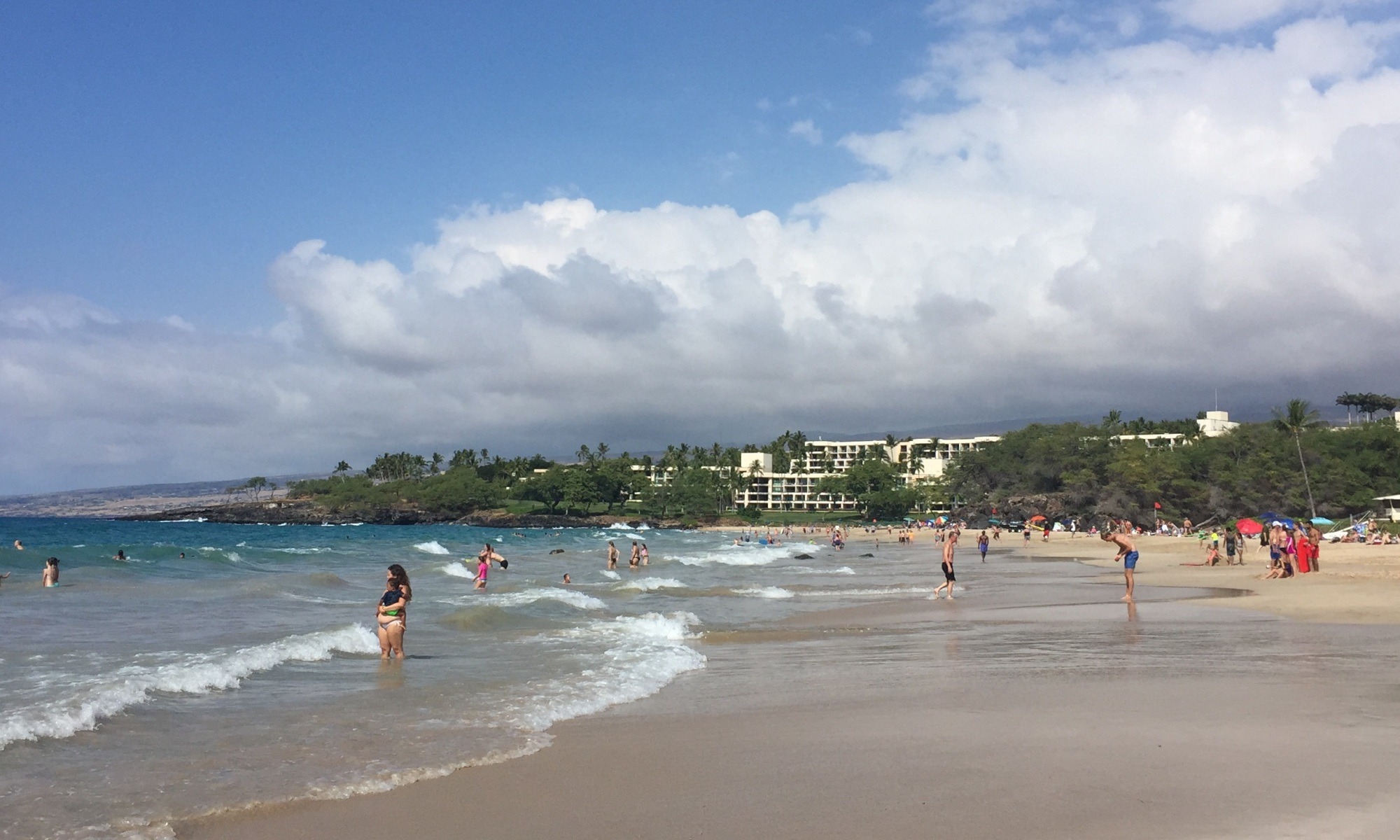 Beach Hapuna