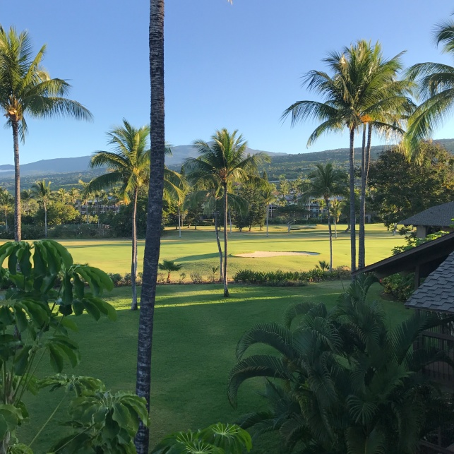 From Kona Country Club