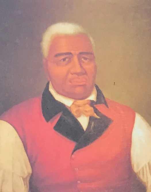 Kamehameha I portrait