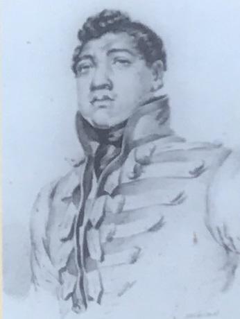 Kamehameha II portrait
