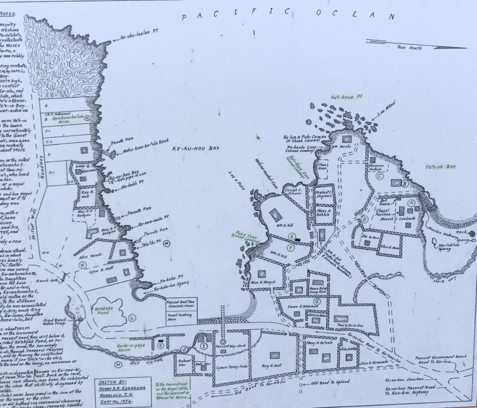 History of Keauhou Bay – Kona Hawai'i