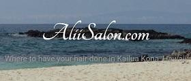 Hair cuts in Kona Hawaii