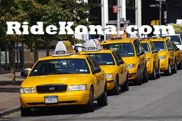 Get a Ride in Kona!