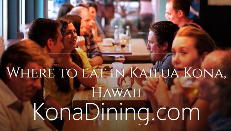 Restaurants in Kailua Kona
