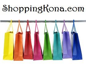 Kona Shopping