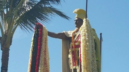 Kamehameha Day Celebration Parade