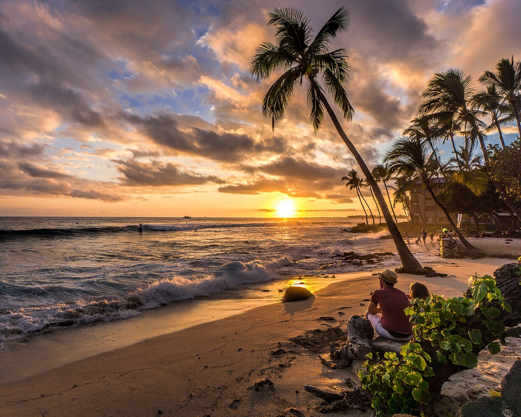 Airlines that go to Hawaii