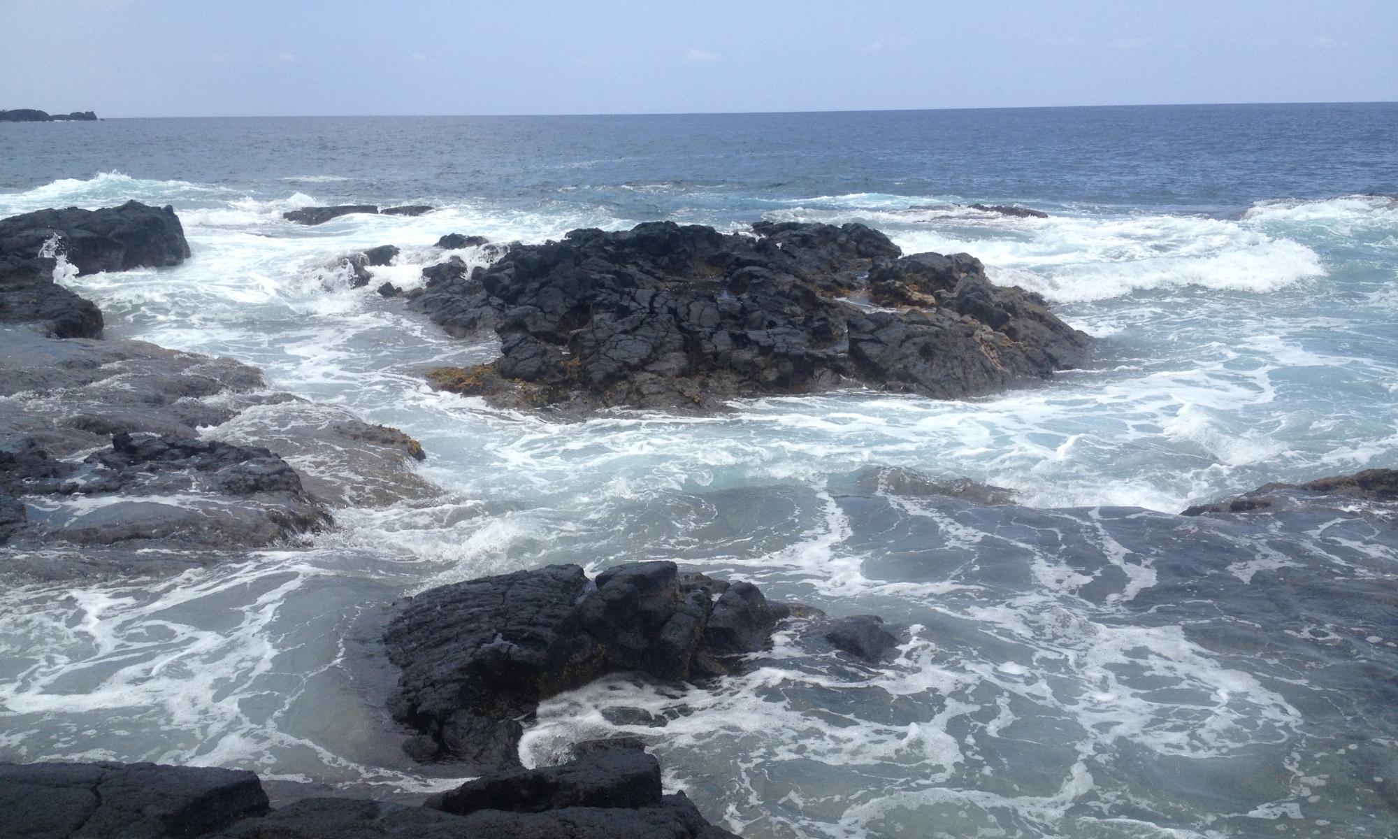 Lava Coastline