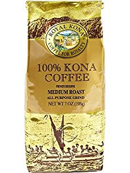 100 percent Kona Coffee