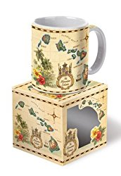 Hawaii Island Mugs