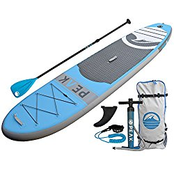 Peak Inflatable SUP
