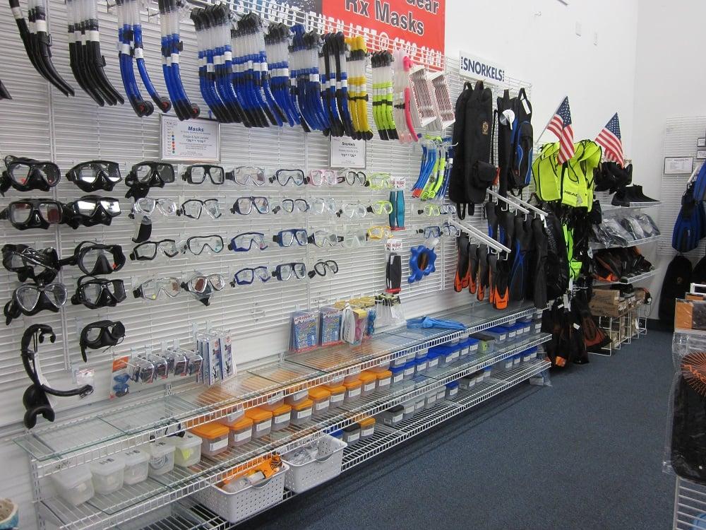 Snorkel Gear Inventory