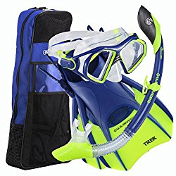 US Divers Snorkel Set